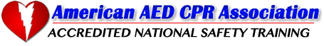 American AED CPR Association